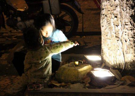 Crianças do Camboja