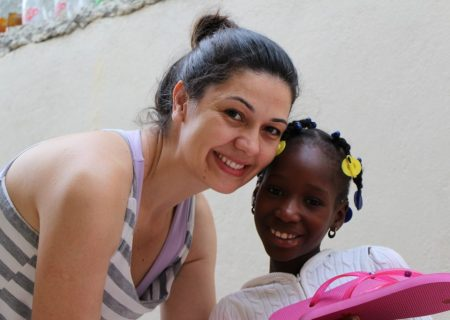 Mônica e Lovilie, Haiti (2017)
