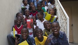 Nutrir Haiti