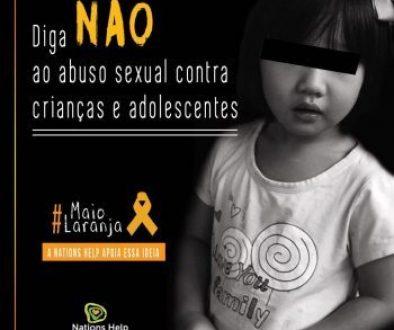 Denuncie o abuso sexual contra crianças e adolescentes
