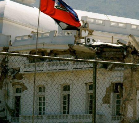 Interceda pelo Haiti