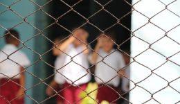 Crianças cubanas