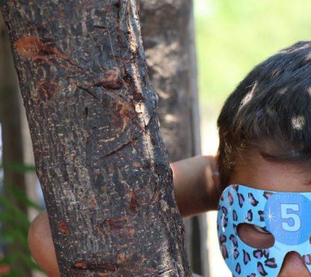 Criança Paraguai