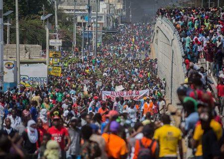 Haiti Astrel Vincent
