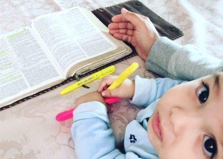 Ensinar a Bíblia